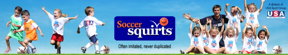 Soccer Squirts Header