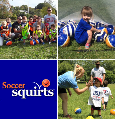 Washington County Preschool Soccer, Washington County Kindergarten Soccer